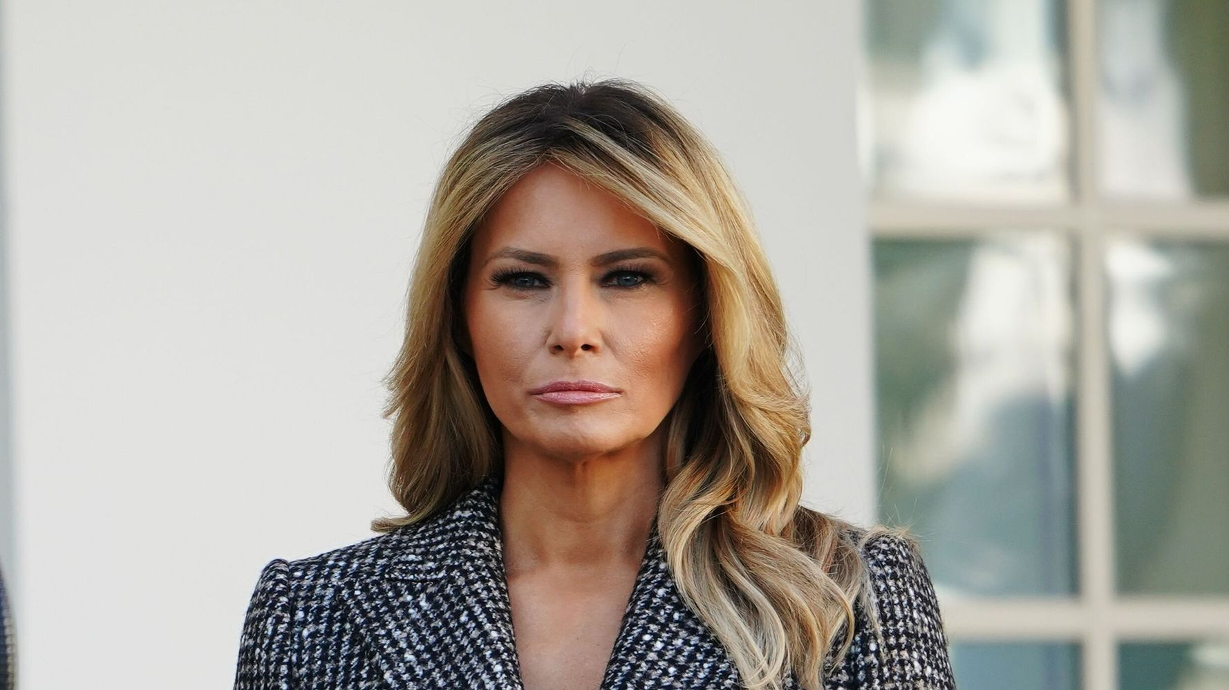 Melania Trump Slammed For Unveiling New Tennis Pavilion Amid COVID-19 Surge