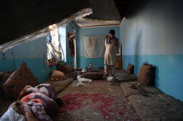 Η σφαγή των αμάχων-Αύξηση κατά 330% στο Αφγανιστάν λόγω αλλαγής πολιτικής των