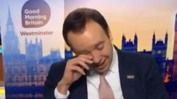 UK Health Secretary 'Pretends To Cry' On Live TV Over Covid