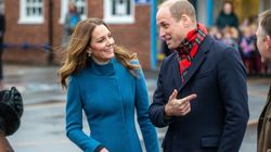 Kate Middleton Brings Out Her Festive Style During Royal