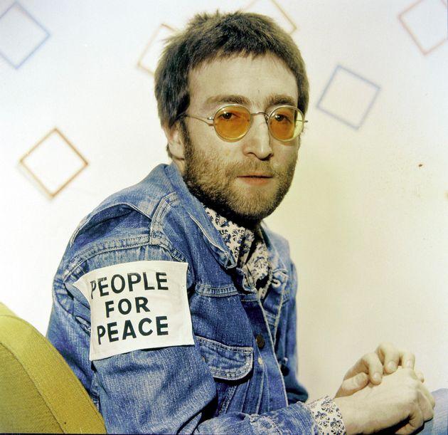 John Lennon, en
