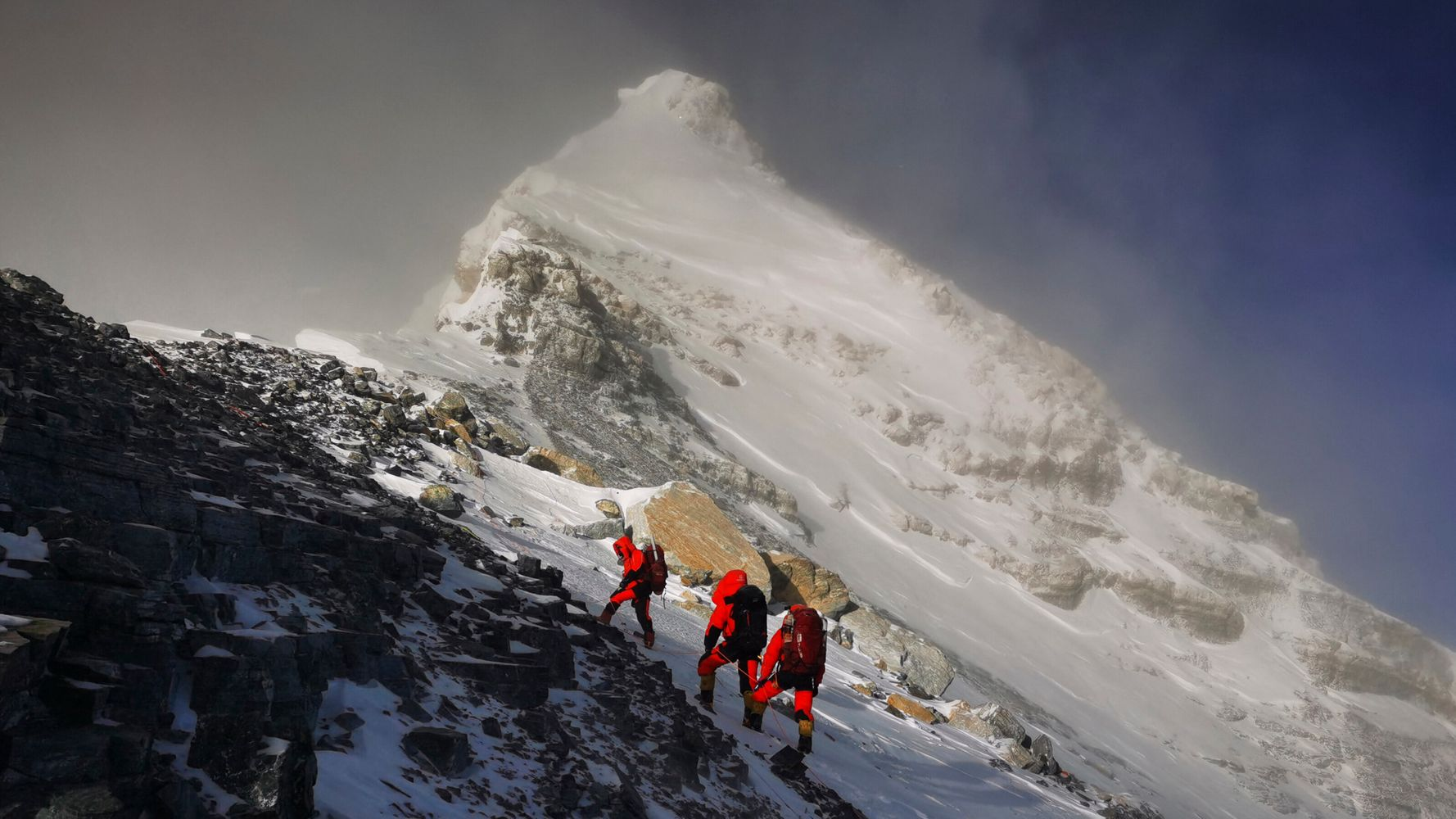 Mount Everest Is Now Officially That Little Bit Higher Than Before