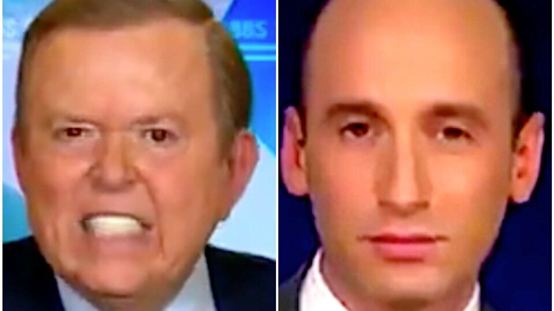 Lou Dobbs Explodes On Stephen Miller In A Bonkers Meltdown