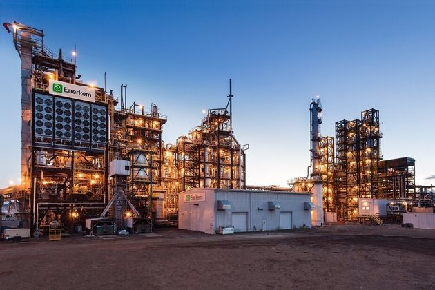 La construction de l'usine avait été annoncée en 2012 par le gouvernement