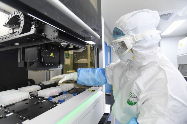 Scientists in China were the first to discover the genome sequencing behind the virus itself, opening the door to scientists working to find a vaccine.