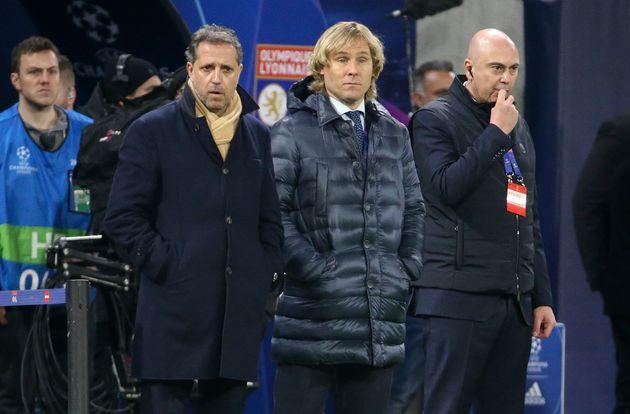 Insulti agli arbitri, inibizione e multa per Pavel Nedved e Fabio