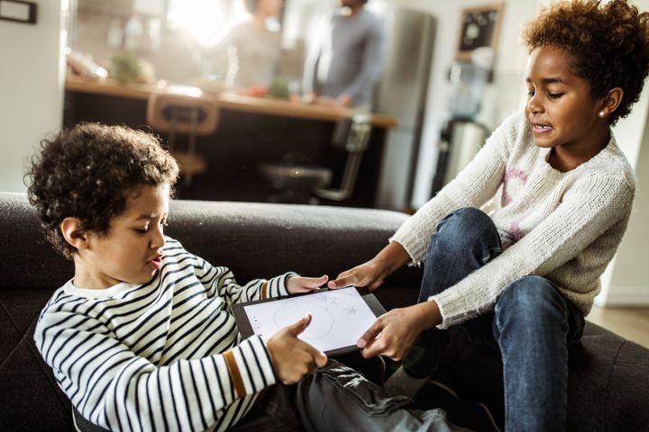 Why Parents Should Let Their Kids Argue - The Atlantic