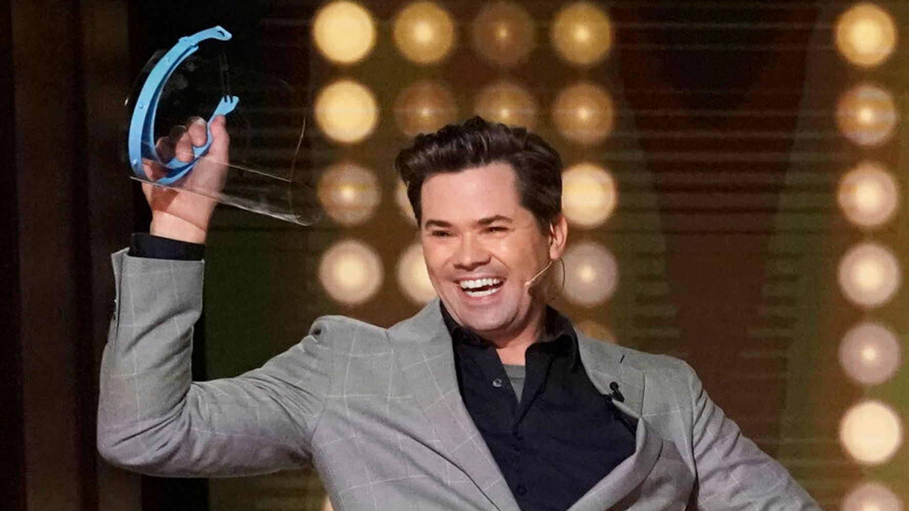 Andrew Rannells, Jimmy Fallon Recap Hellish Year In '2020: The Musical'