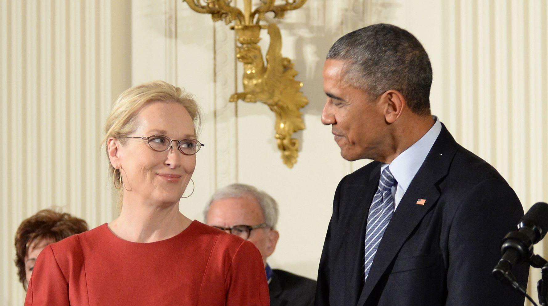 Meryl Streep Points Out Something Obama Got 'A Little Bit Wrong' In His Memoir