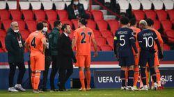 PSG et Basaksehir quittent la pelouse après des propos racistes supposés du 4e