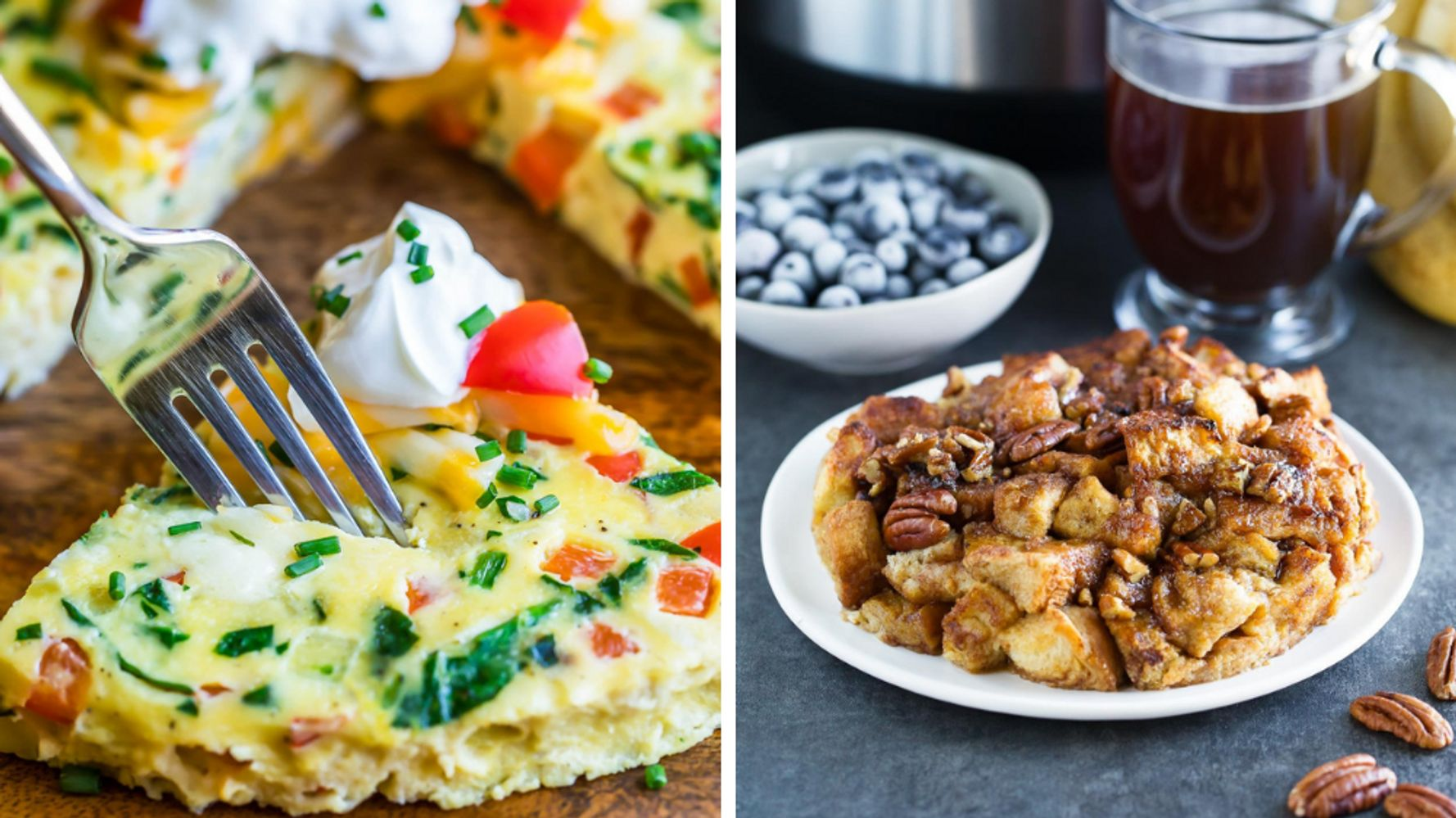 15 Brunch Recipes You Can Make In An Instant Pot After Christmas