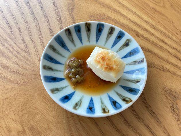 柚子胡椒とポン酢