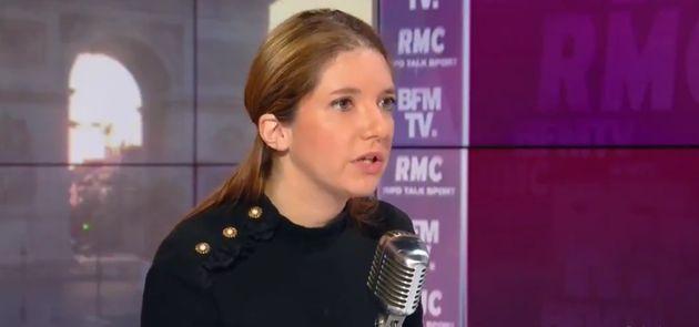Aurore Bergé sur BFMTV mercredi 9
