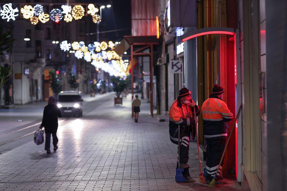 Κωνσταντινούπολη,