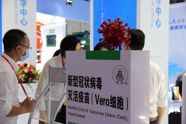 ΗΑΕ: Το κινέζικο εμβόλιο της Sinopharm εμφανίζει 86%