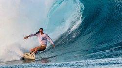 Une attaque de requin suspend le tour mondial de surf 2021 à peine