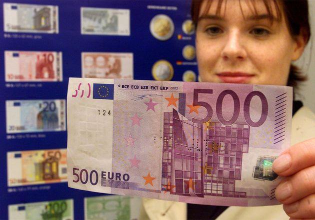 Τα 500ευρα σταμάτησαν να εκδίδονται από την ΕΚΤ, μα επιμένουν- και είναι