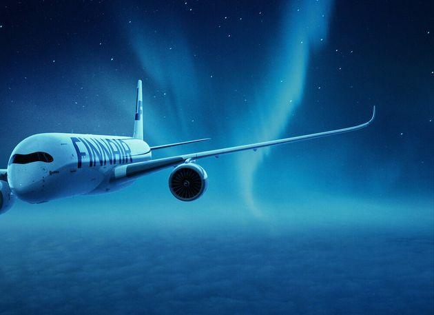 Η Finnair προσφέρει πτήσεις εικονικής πραγματικότητας στο χωριό του Άι Βασίλη για 10
