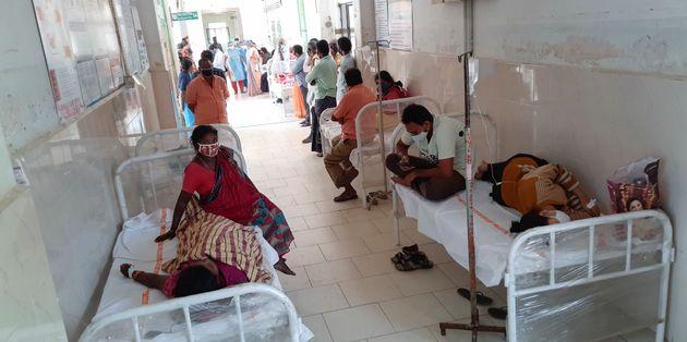 Ινδία: Η μυστηριώδης ασθένεια μπορεί να σχετίζεται με δηλητηρίαση από βαρέα