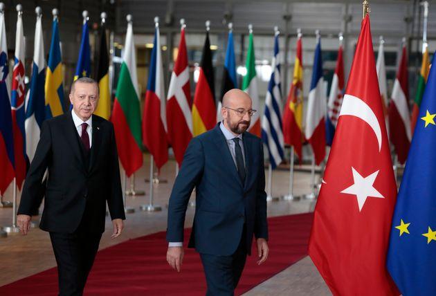 Η Ε.Ε. έτοιμη να σκληρύνει τις κυρώσεις στην Τουρκία για τις γεωτρήσεις στη