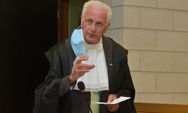 Nella foto Antonio Chiappani, procuratore capo di Bergamo 10/09/2020 Tiziano
