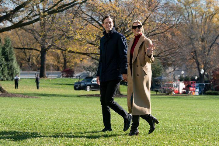 Jared Kushner and Ivanka Trump have reportedly splashed out $30 million on a property in Florida.