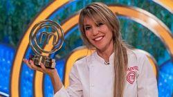 Raquel Meroño, tras ganar 'MasterChef Celebrity':