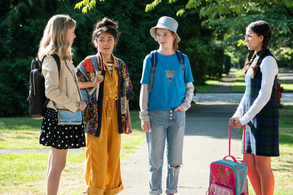 """Comfort was at the top of my requirements in a 2020 TV show, and Netflix's adaptation of """"The Baby-Sitters Club"""" delivered. T"""