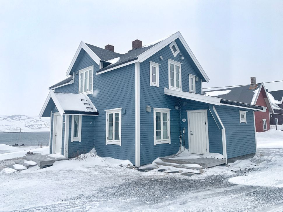 La Kongsfjord Guesthouse
