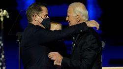 El hijo de Joe Biden, investigado por su situación