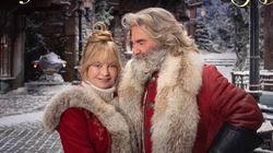 Las películas de Navidad: una corriente interminable de rojo, verde y