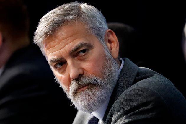 George Clooney ricoverato per pancreatite: