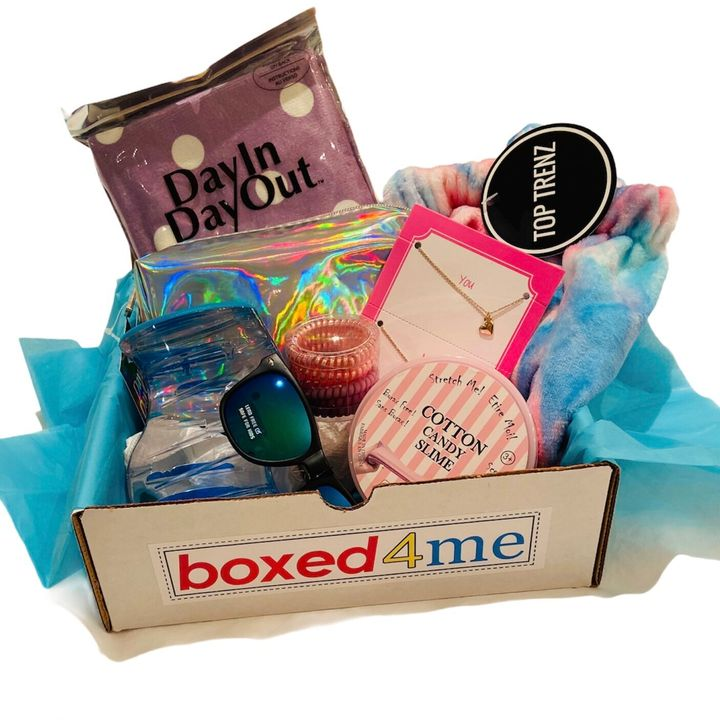 Boxed4Me spring box (2020)