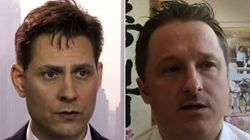Kovrig, Spavor Are 'Anything But Broken Men' As Detentions Hit 2 Years: