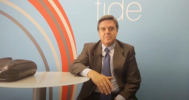Javier Sánchez-Junco, en un vídeo para