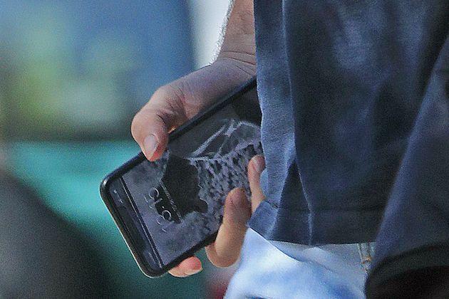 El móvil de