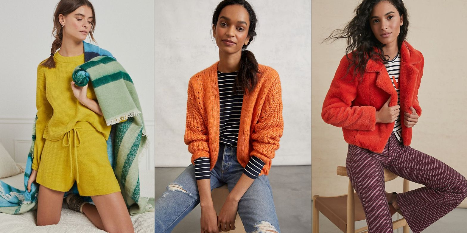Anthropologie Just Dropped A Sale That Rivals Its Black Friday Deal
