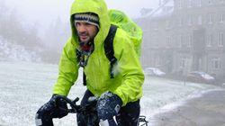 Ce Québécois va traverser le Canada en vélo cet hiver pour une bonne
