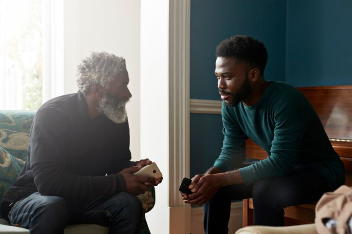 Approach conversations about seeing a therapist with love and understanding that your parent grew up in a generation that viewed mental health very differently.