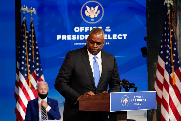 Recently retired Army Gen. Lloyd Austin, Biden's choice to be secretary of defense, would need a waiver from Congress to get