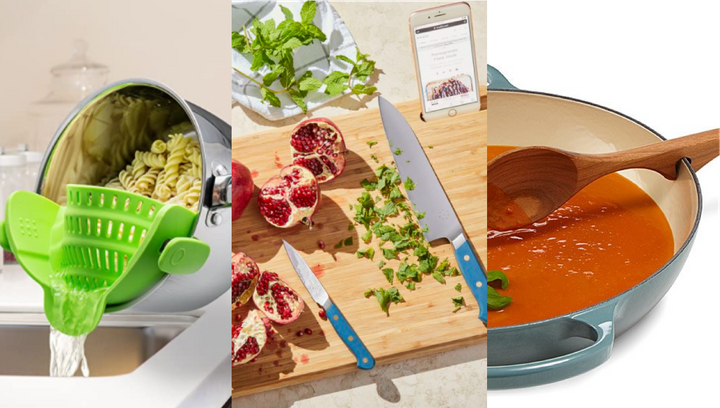 We found useful kitchen gadgets to gift the non-cook in your life.