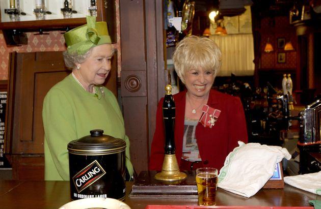 Barbara Windsor, Star Of EastEnders And Carry On Films, Dies Aged