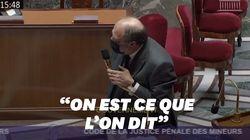 Éric Dupond-Moretti règle ses comptes avec Marine Le Pen à