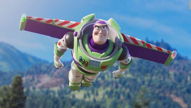 Buzz Lightyear en 'Toy Story