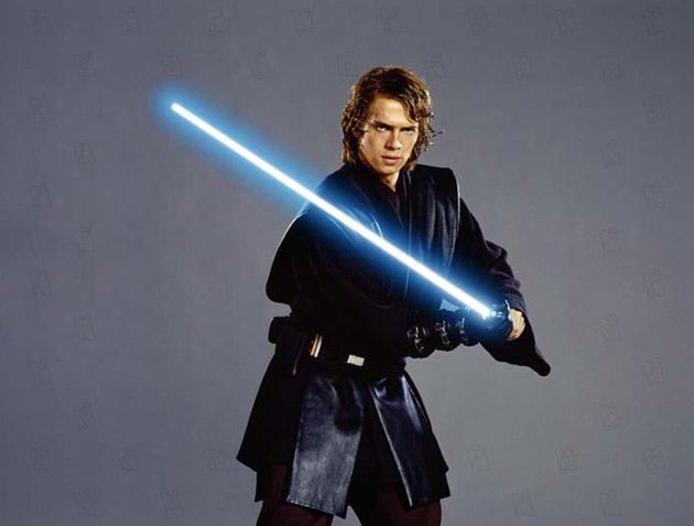 Hayden Christensen dans Star Wars : Episode III