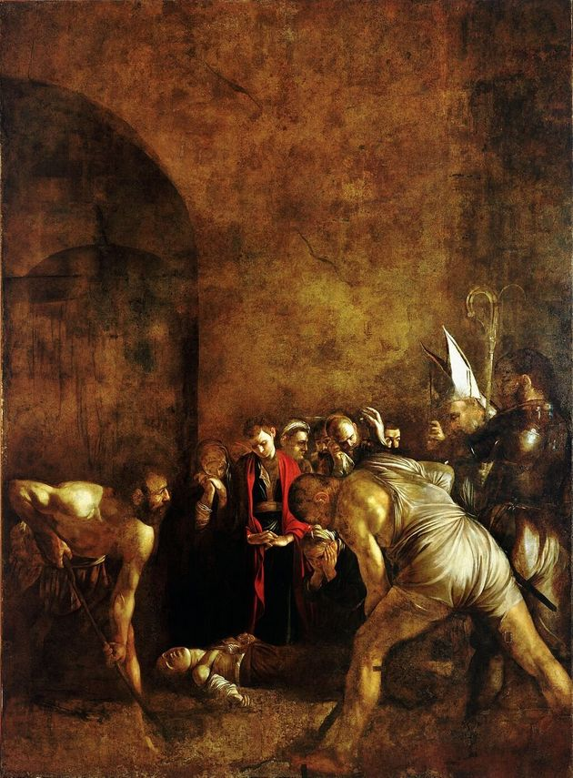 Caravaggio torna a Siracusa: un po' di luce per Santa