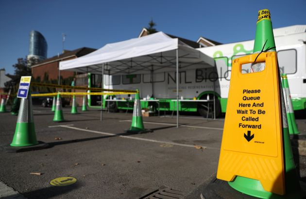 Additional mobile testing units will be set up to provide testing for secondary school pupils, staff...