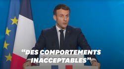 Macron savoure la revanche que lui offre l'Europe sur