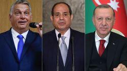 Orban, al-Sisi, Erdogan. Silvestri: