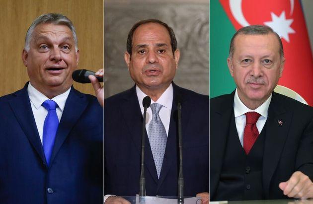 Orban, al-Sisi,